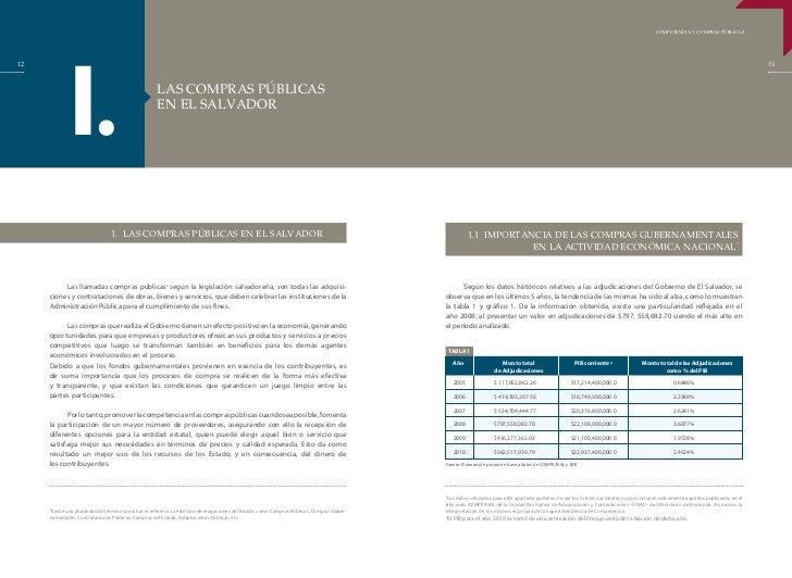 COMPETENCIA Y COMPRAS PÚBLICAS             I.12                                                                           ...