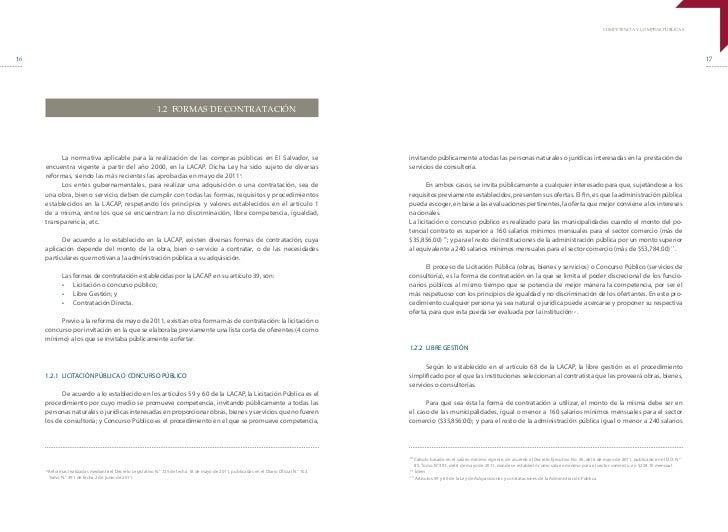 COMPETENCIA Y COMPRAS PÚBLICAS16                                                                                          ...