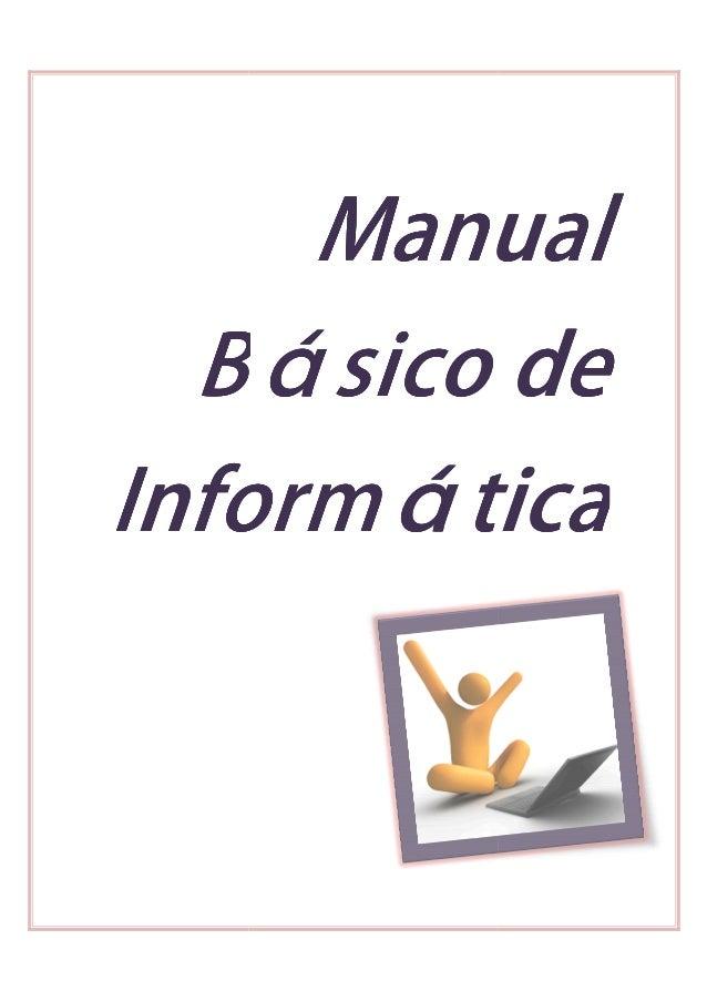 Manual básico de windows 7.