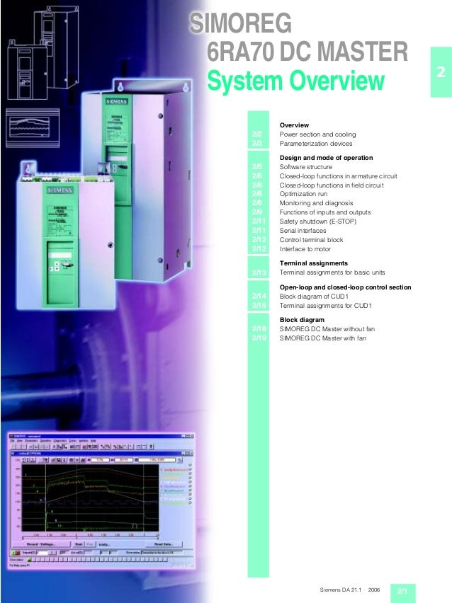 manual conversor dc siemens rh slideshare net