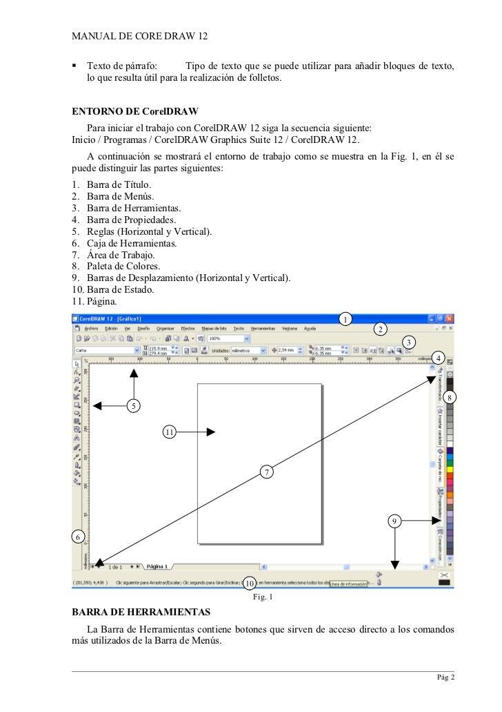 manual corel draw 12 rh es slideshare net manual corel draw 12 tutorial coreldraw 12 membuat logo