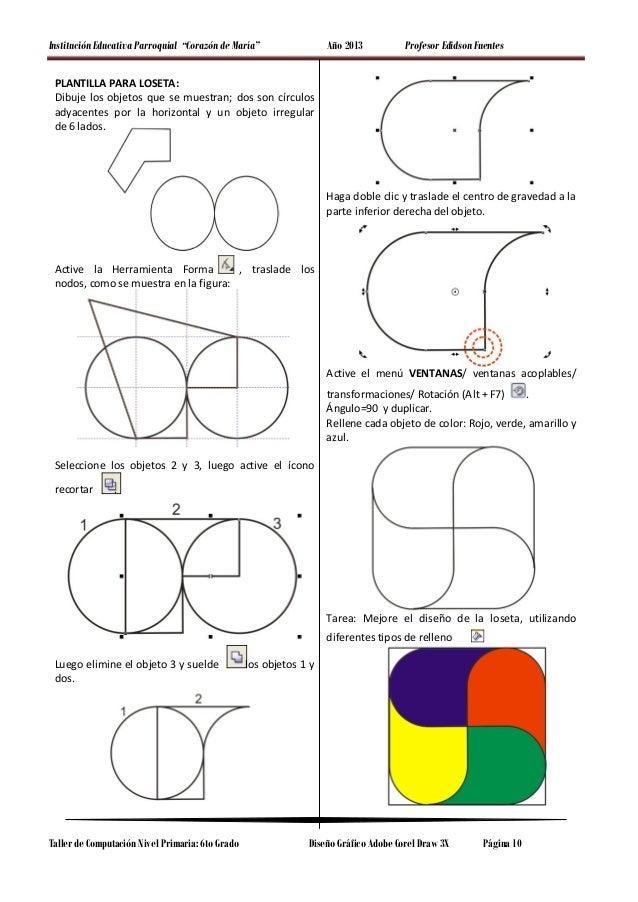 manual corel draw x3 0 rh es slideshare net  manual de corel x3 pdf