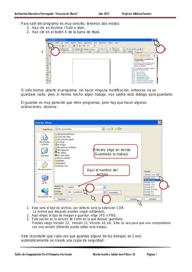 manual corel draw x3 0 rh es slideshare net tutorial corel draw x3 en francais pdf guide corel draw x3