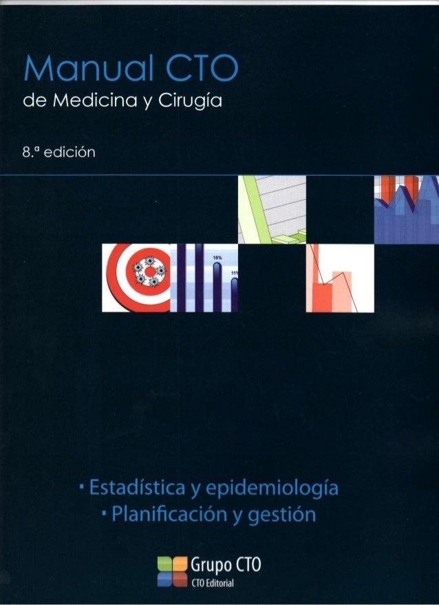 manual cto 8 estadistica y epidemiologia planificacion y gestion rh slideshare net Grupo La Sombra 2014 Grupo La Sombra 2014