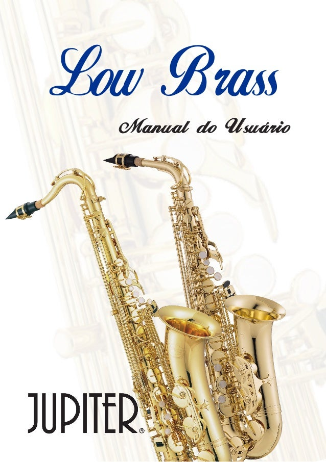Low Brass  Manual do Usuário