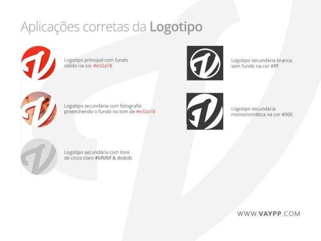 Manual da Marca Vaypp.com