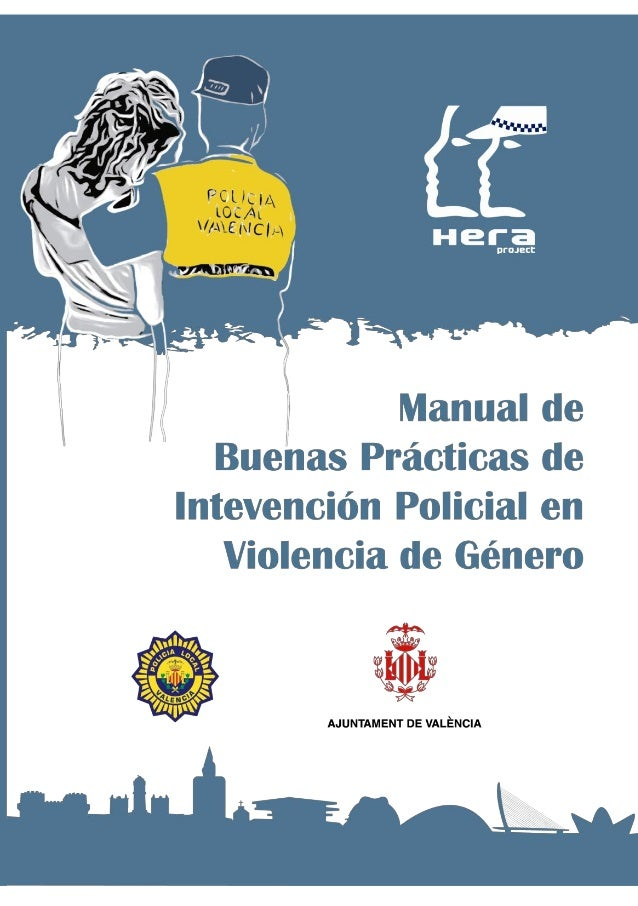 Manual de Buenas Prácticas de Intervención Policial en Violencia de Género2