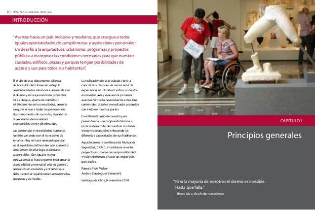 Manual de accesibilidad universal for Que es accesibilidad
