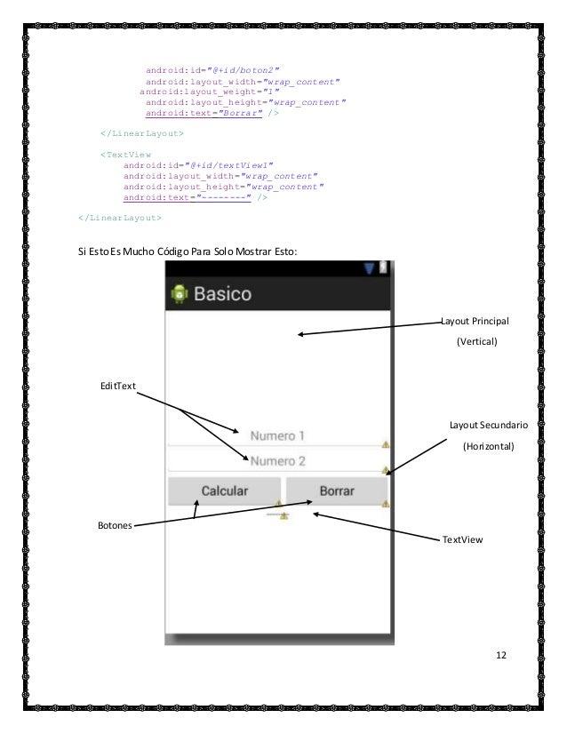 Manual de aplicaciones de android