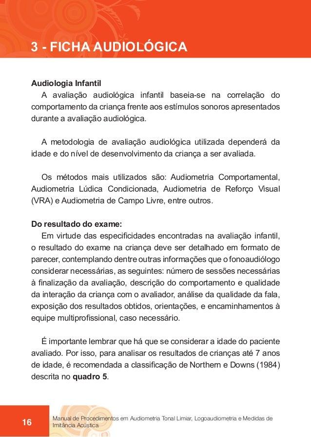 MANUAL DE AUDIOLOGIA PDF DOWNLOAD