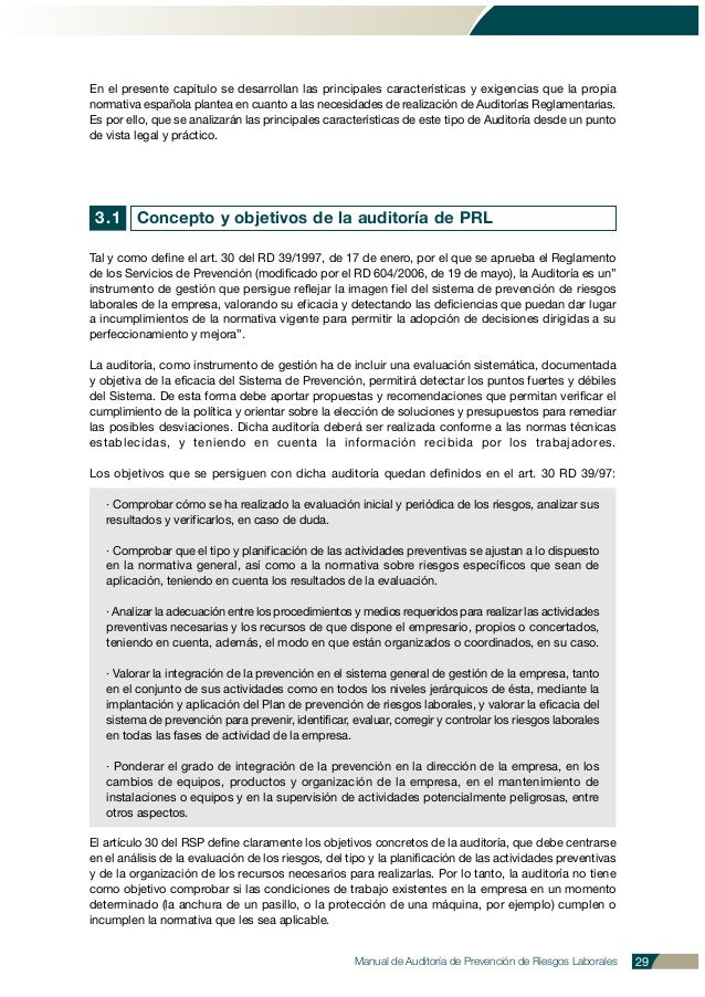 En el presente capítulo se desarrollan las principales características y exigencias que la propia normativa española plant...