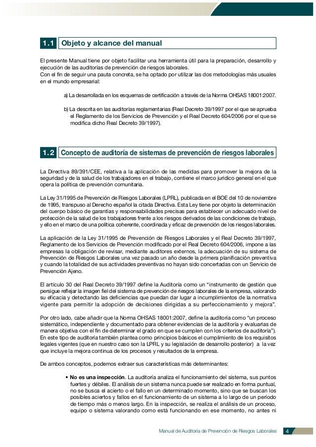 La Directiva 89/391/CEE, relativa a la aplicación de las medidas para promover la mejora de la seguridad y de la salud de ...