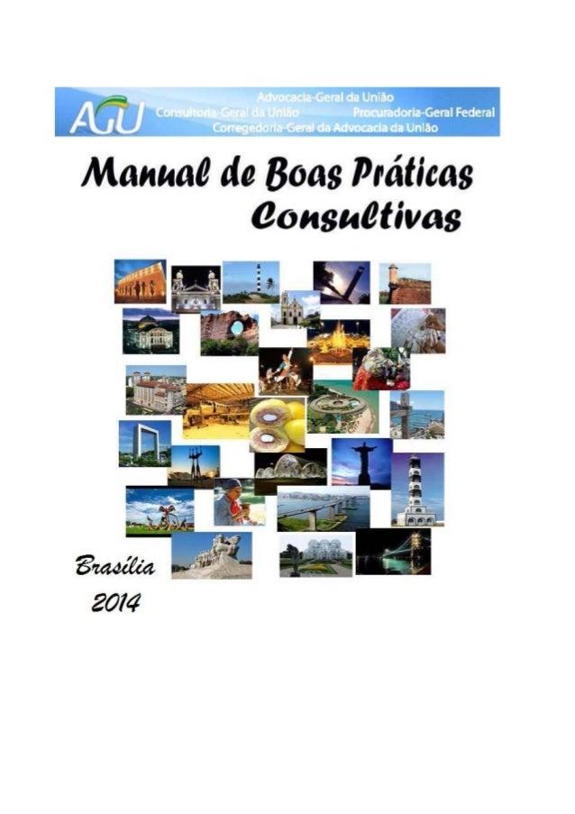 ADVOCACIA-GERAL DA UNIÃO  Consultoria-Geral da União  Corregedoria-Geral da Advocacia da União  Procuradoria-Geral Federal...
