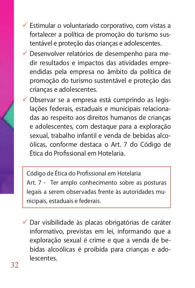 Manual de boas pru00e1ticas. Explorau00e7u00e3o infantil Childhood Brasil