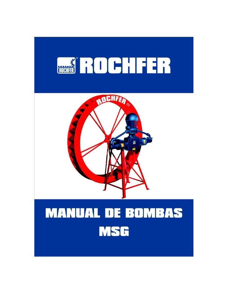 Manual De Bombas Rochfer