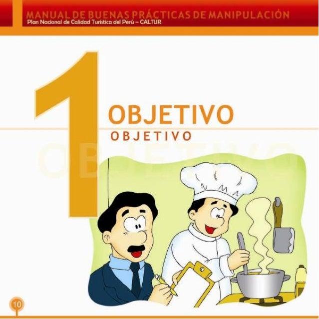 Manual de buenas practicas Buenas practicas de manipulacion de alimentos