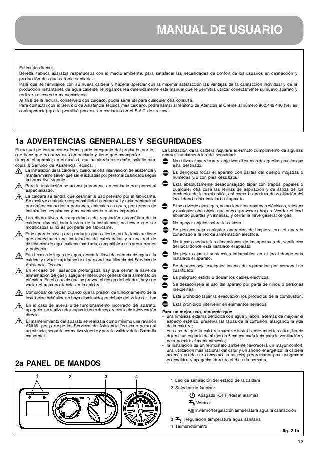 Beretta ciao 24 csi инструкция