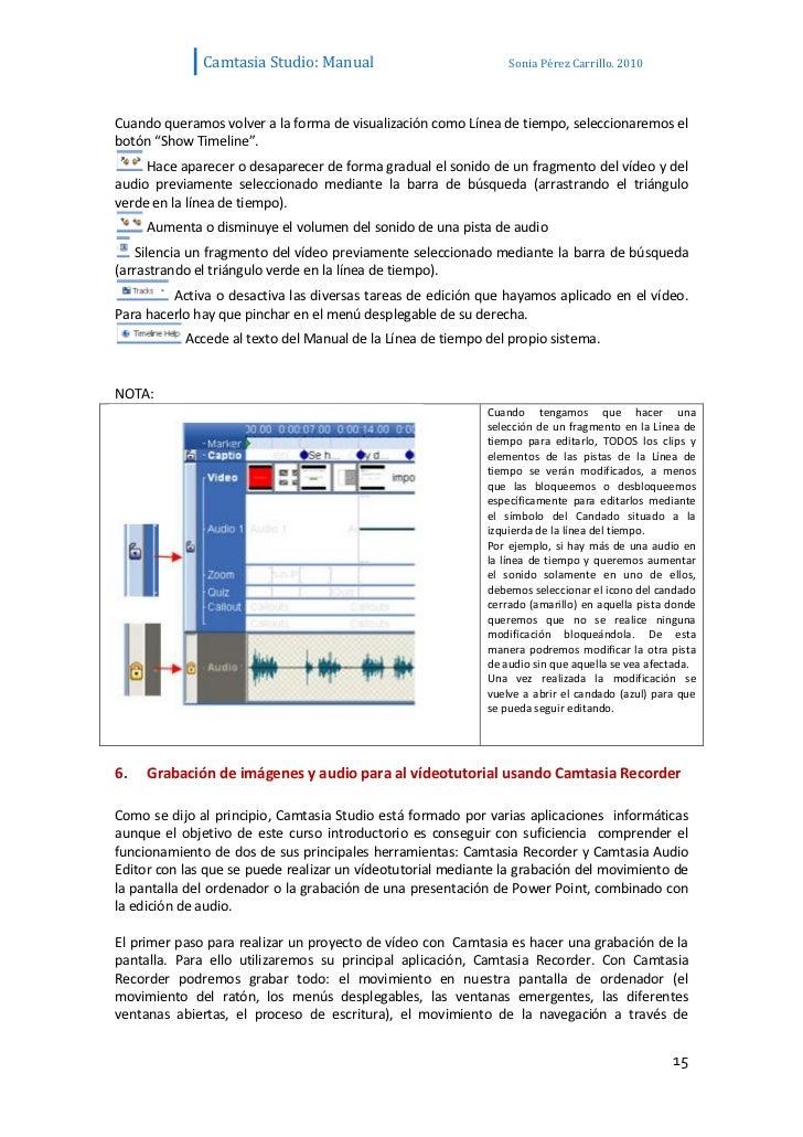 manual de camtasia rh es slideshare net manual de camtasia manual de camtasia