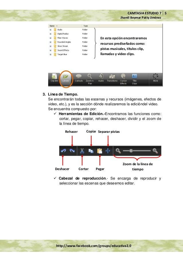 manual de camtasia estudio 7 rh es slideshare net manual de camtasia studio 8 en español pdf manual de camtasia studio 8 pdf