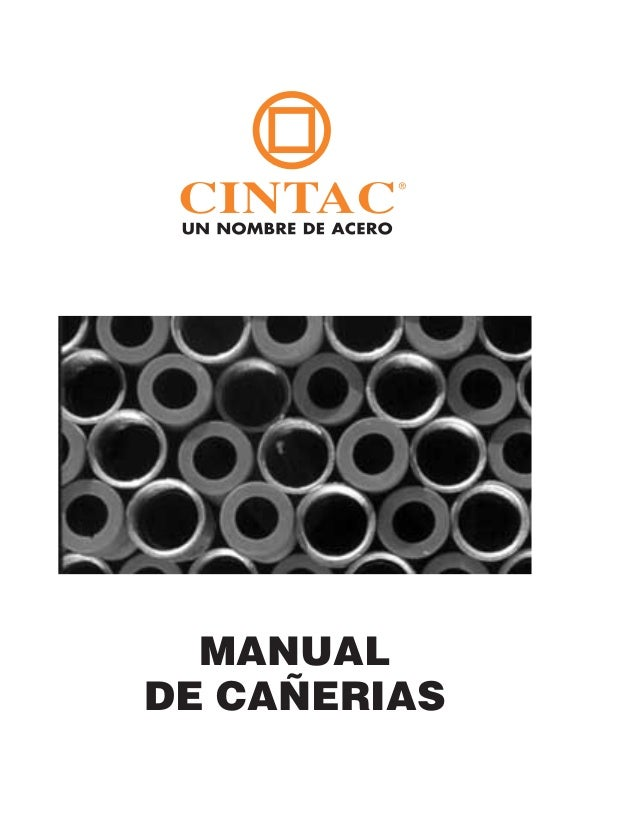 MANUAL DE CAÑERIAS