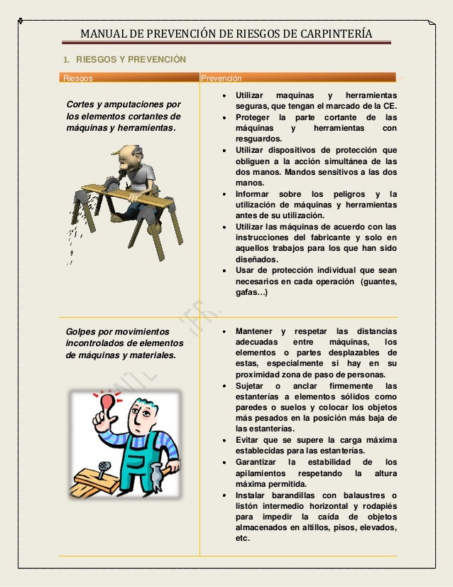 Manual de carpinter a - Materiales de carpinteria ...