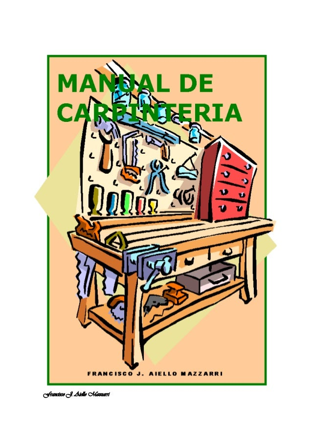 Manual carpinteria aluminio pdf viewer for Manual de fabricacion de muebles de melamina en pdf