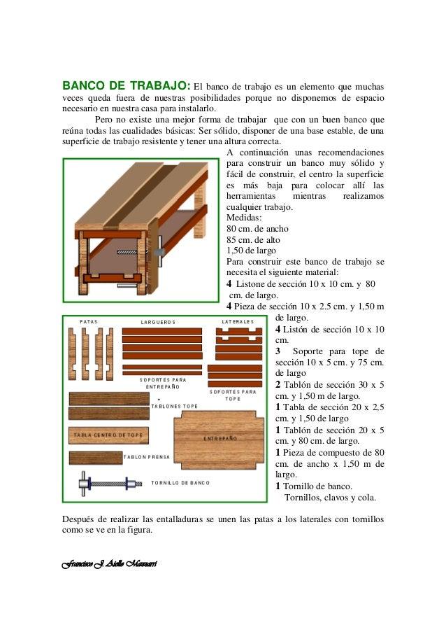 Manual carpinteria aluminio pdf for Proyectos de carpinteria pdf