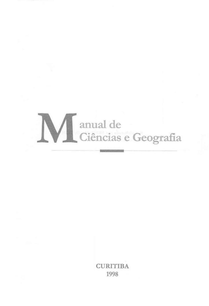 Manual de Ciencias e Geografia em Libras Slide 2