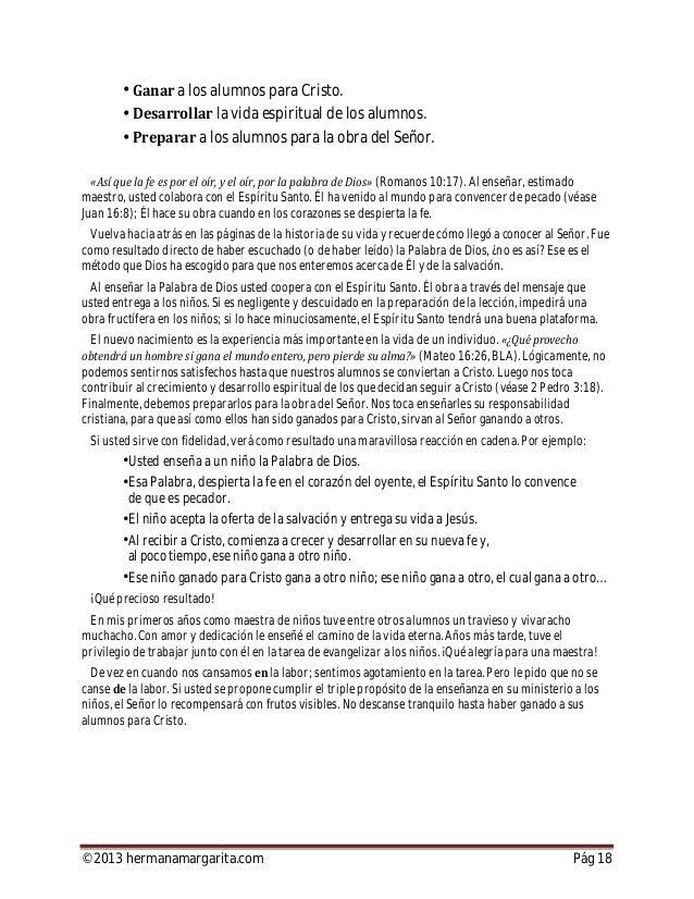 ©2013 hermanamargarita.com Pág 19 a buena preparación para dar una clase contiene tres fases básicas: y Pero antes de entr...