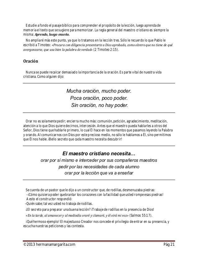 ©2013 hermanamargarita.com Pág 22 El carpintero tiene sierra, martillo y clavos. La cocinera tiene olla y cucharón. El sas...