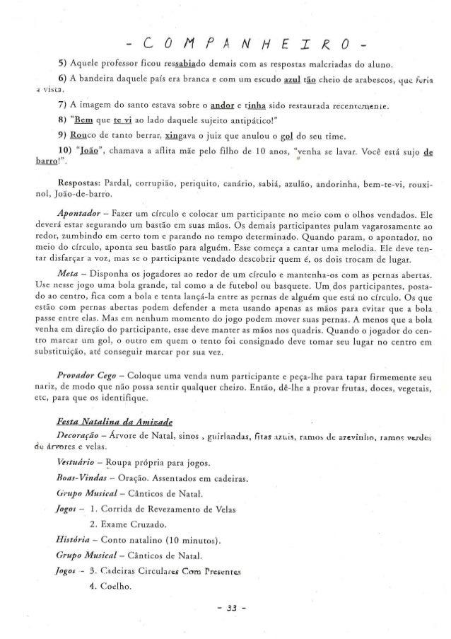 Manual De Companheiro