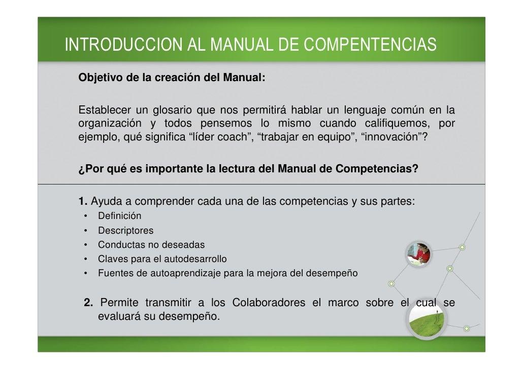 Manual de competencias ues