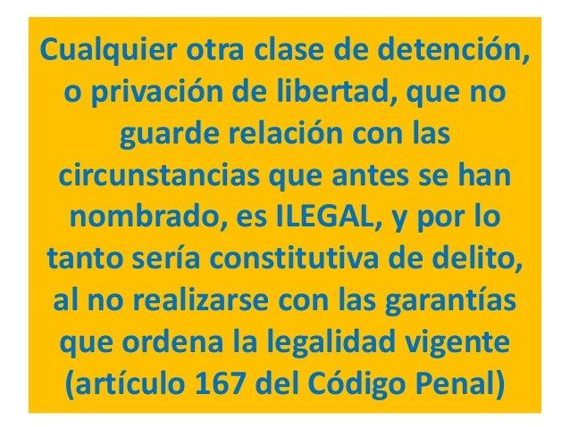 - Derecho a elegir abogado o que nos designen uno de oficio (artículo 17,3 de la Constitución Española) y a que asista a l...