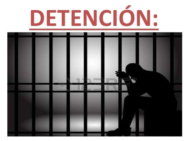 Los cuerpos de seguridad del Estado pueden detener a una persona en los casos en los que sea inminente la comisión de un d...