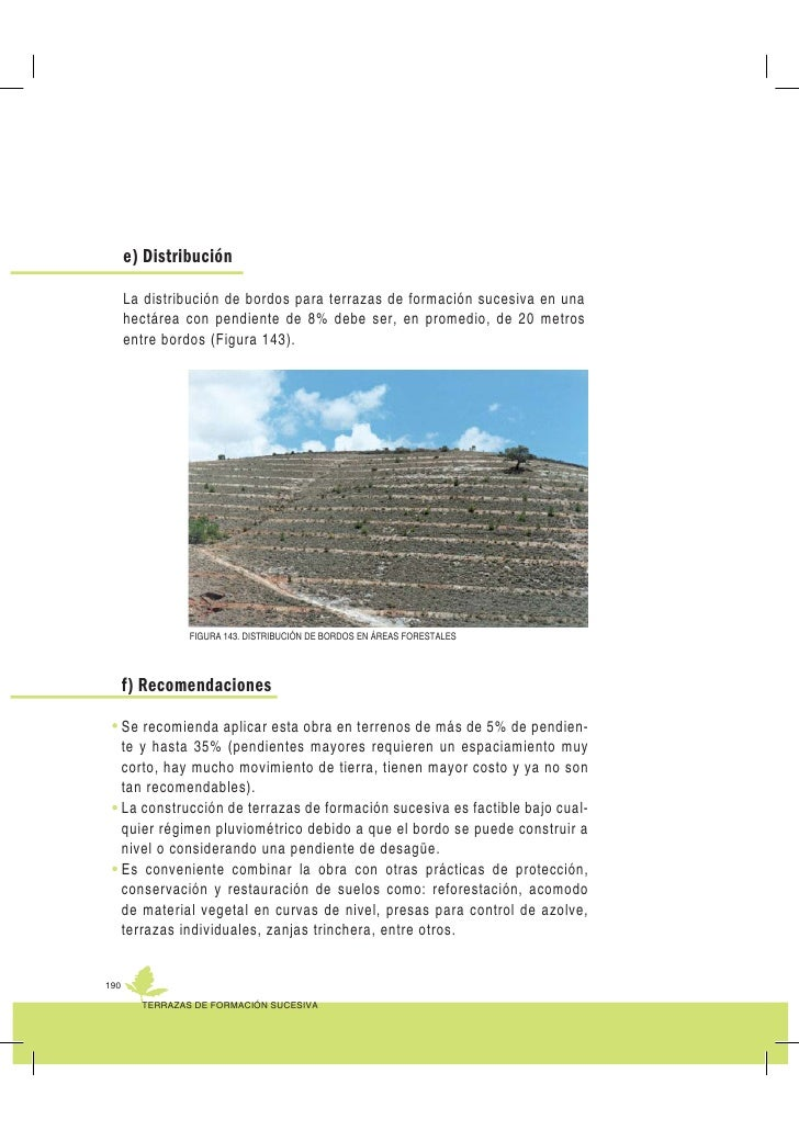 Manual De Conservacion De Suelos Iii