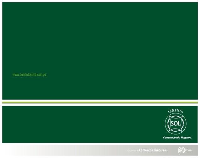 Un producto de www.cementoslima.com.pe
