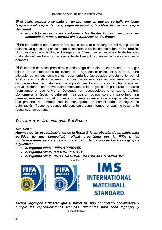 Manual de consulta para Arbitros en curso de Educagratis.org