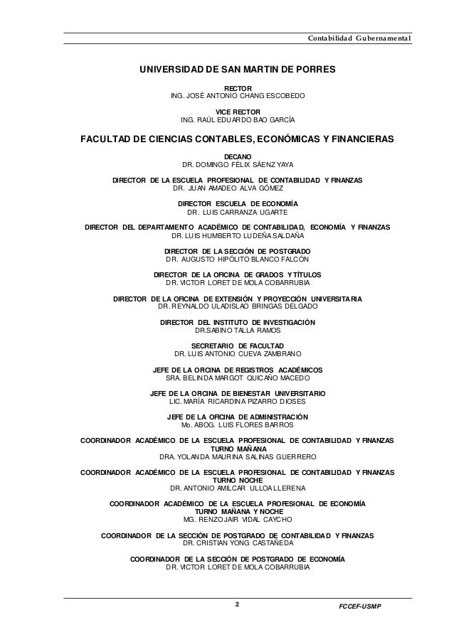 Manual de contabilidad gubernamental  2013 - i - ii Slide 2