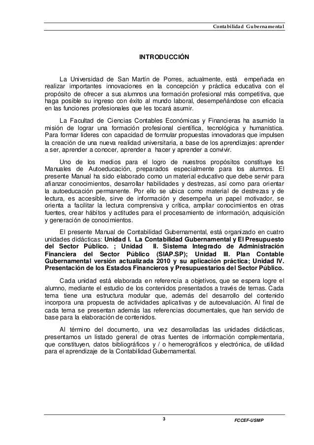 Manual de contabilidad gubernamental  2013 - i - ii Slide 3