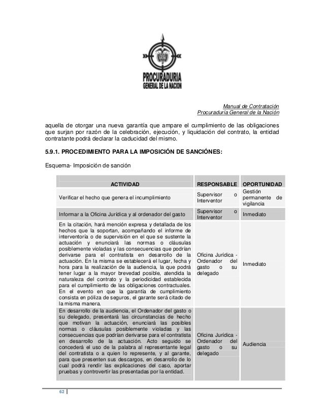 Manual de contratacion yordy for Clausula suelo oficina directa