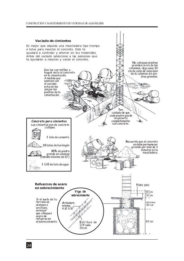 Manual de contruccion de albañeleria