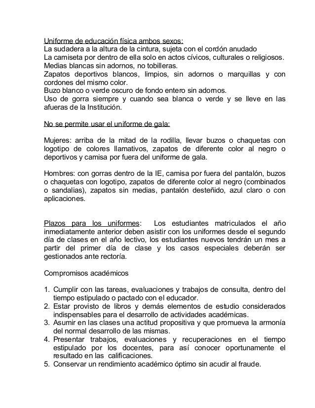 Manual de convivencia propuesta de Reforma I 19f12574c19ee