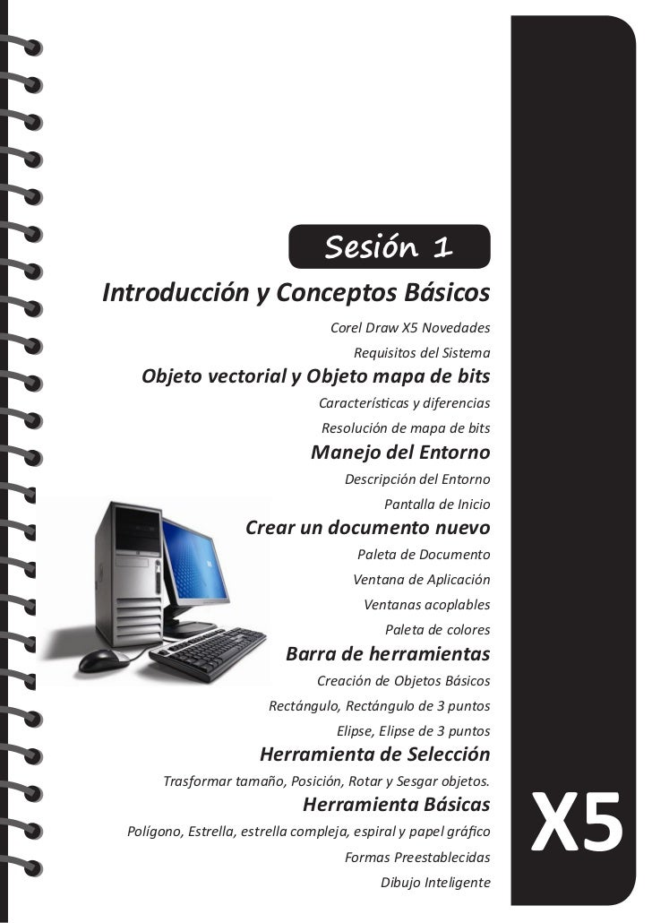 Manual de corel x5