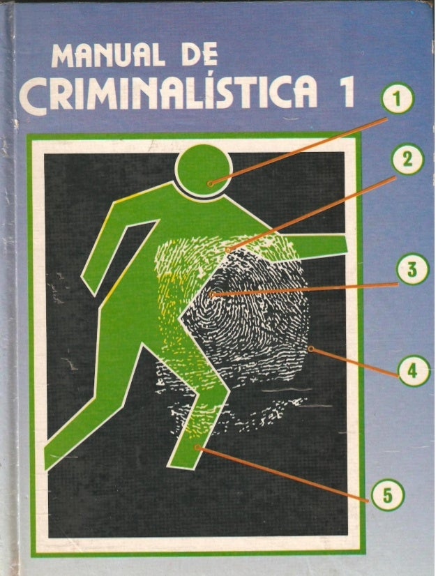 Manual de criminalistica for Manual de acuicultura pdf