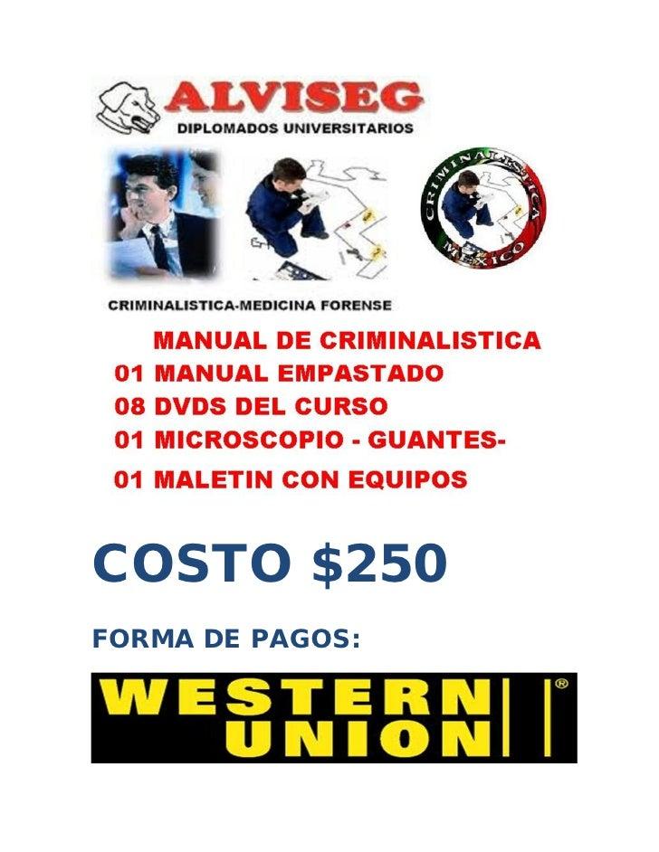 COSTO $250FORMA DE PAGOS: