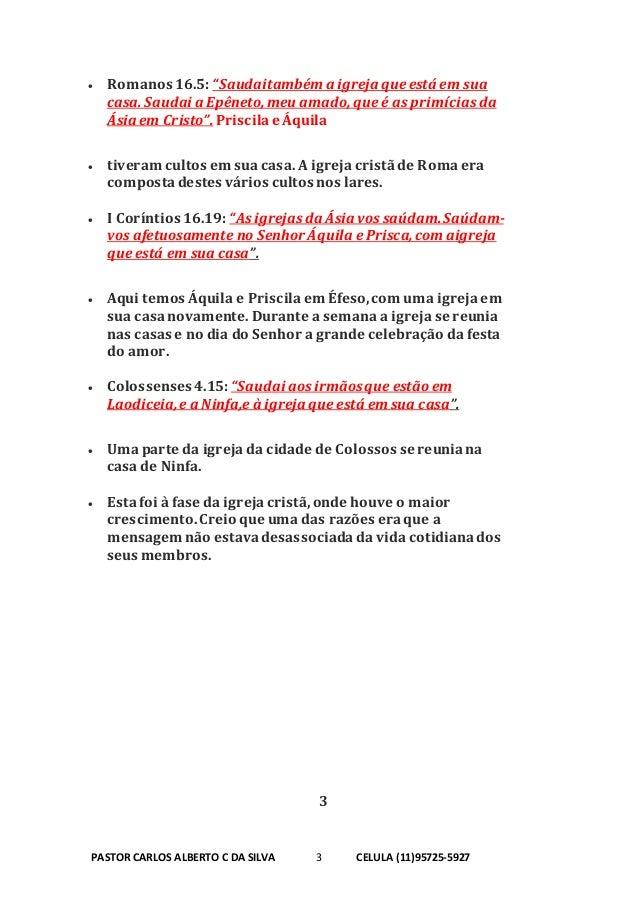MANUAL DE CULTO NAS CASA  Slide 3