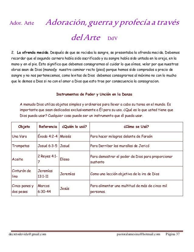 Manual de danza cristiana 2