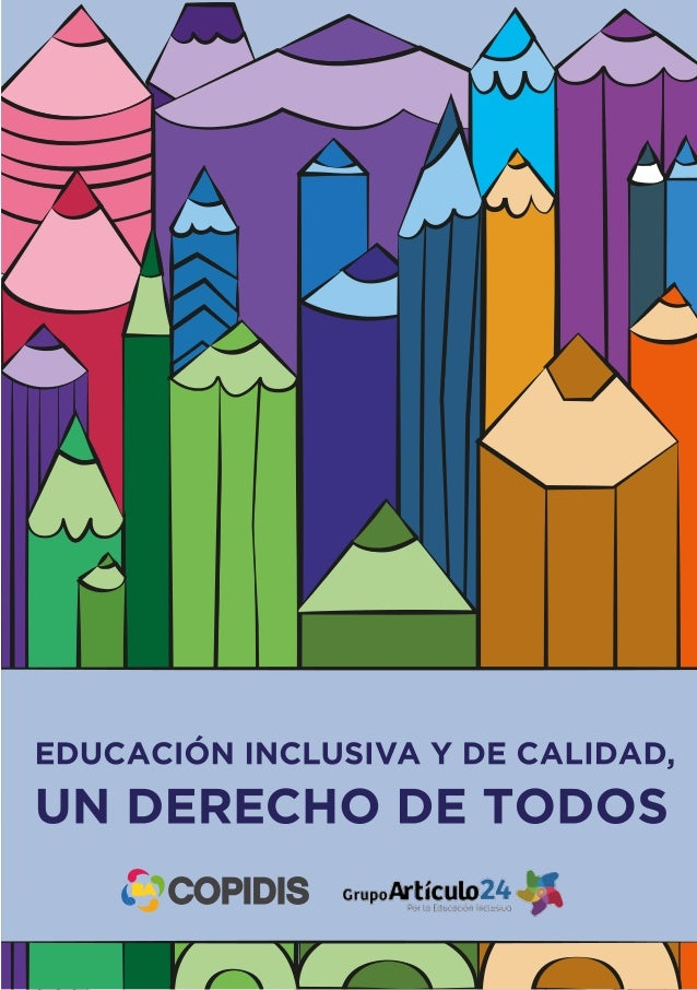 Manual De Educación Inclusiva