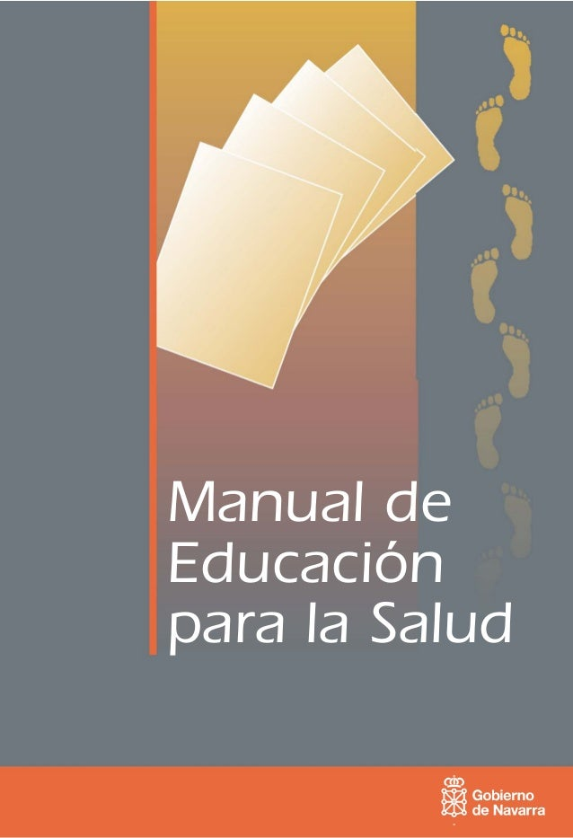 Manual de  Educación  para la Salud