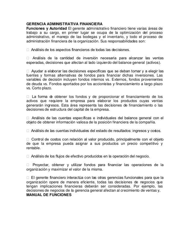Manual de funciones DISTRIBUIDORA EL SABOR DEL CAFE Slide 3